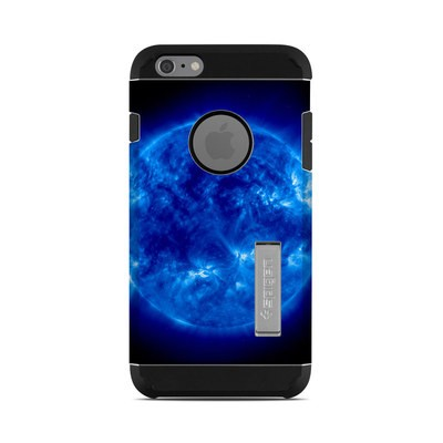 Spigen iPhone 6 Plus Tough Armor Case Skin - Blue Giant