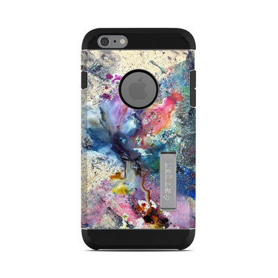 Spigen iPhone 6 Plus Tough Armor Case Skin - Cosmic Flower