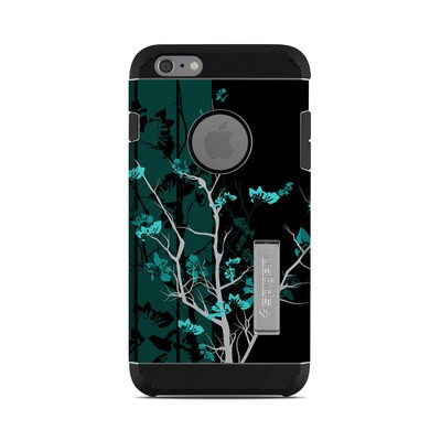 Spigen iPhone 6 Plus Tough Armor Case Skin - Aqua Tranquility