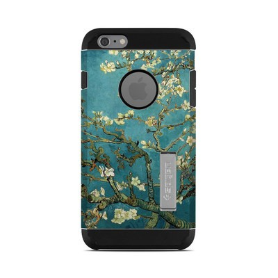 Spigen iPhone 6 Plus Tough Armor Case Skin - Blossoming Almond Tree
