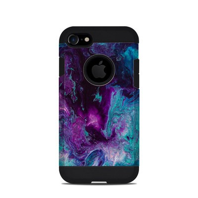 Spigen iPhone 7-8 Tough Armor Case Skin - Nebulosity