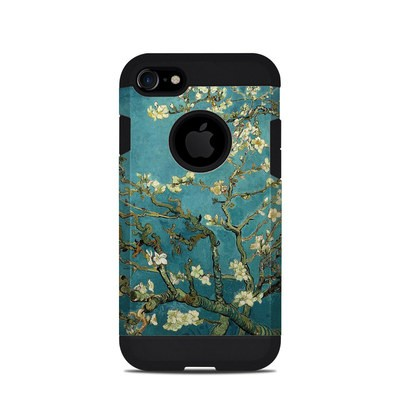 Spigen iPhone 7-8 Tough Armor Case Skin - Blossoming Almond Tree