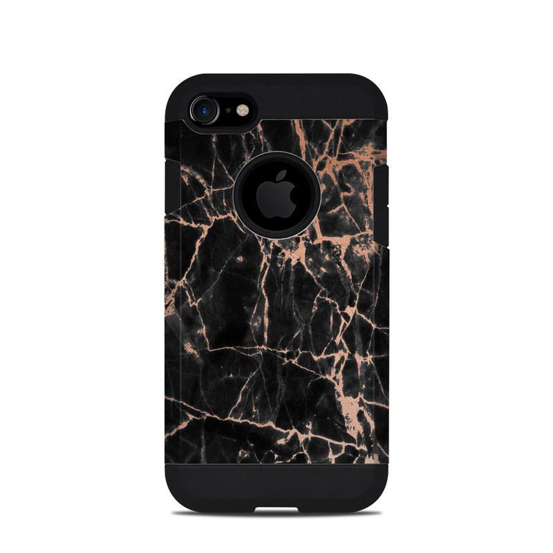 super popular 74369 3c75e Spigen iPhone 7-8 Tough Armor Case Skin - Rose Quartz Marble