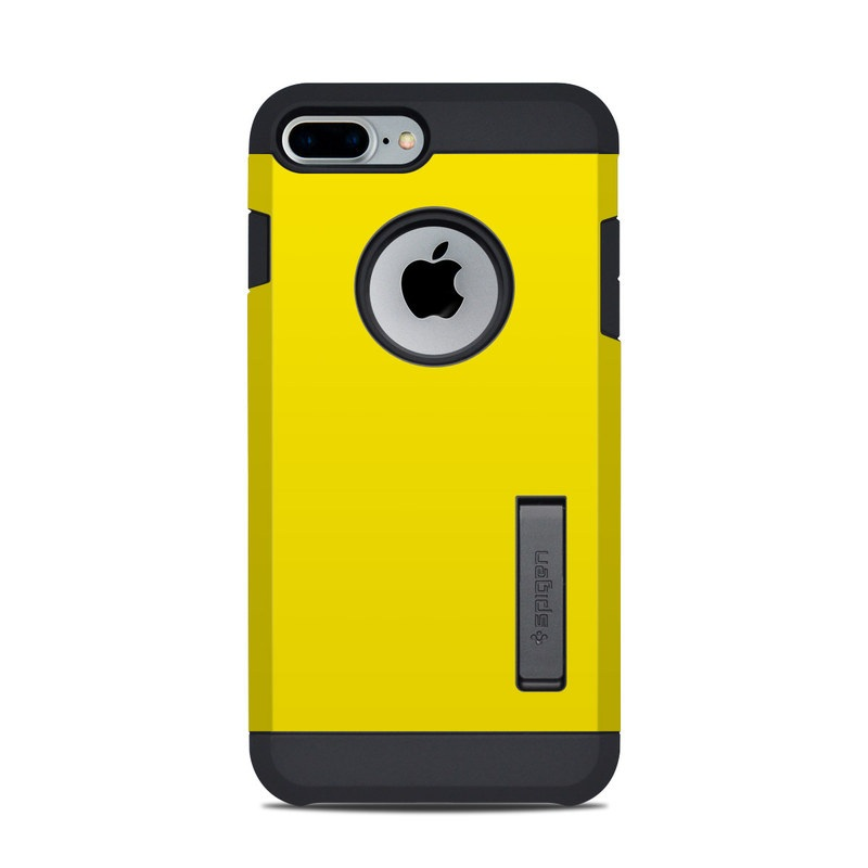 timeless design 2a336 da02e Spigen iPhone 7 Plus-8 Plus Tough Armor Case Skin - Solid State Yellow