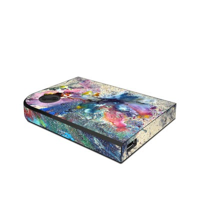 Valve Steam Link Skin - Cosmic Flower