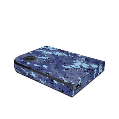 Valve Steam Link Skin - Digital Sky Camo