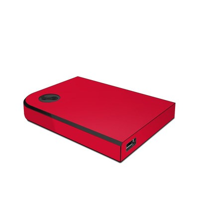 Valve Steam Link Skin - Solid State Red