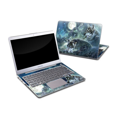 Samsung Series 5 13.3 Ultrabook Skin - Bark At The Moon