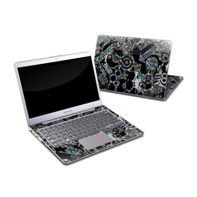 Samsung Series 5 13.3 Ultrabook Skin - Circle Madness