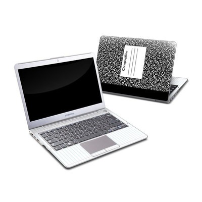 Samsung Series 5 13.3 Ultrabook Skin - Composition Notebook