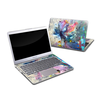Samsung Series 5 13.3 Ultrabook Skin - Cosmic Flower
