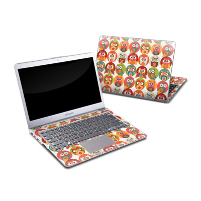 Samsung Series 5 13.3 Ultrabook Skin - Owls Family