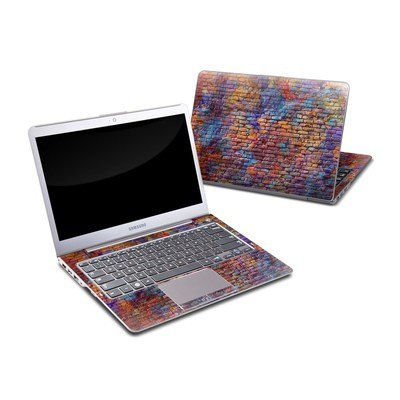 Samsung Series 5 13.3 Ultrabook Skin - Painted Brick
