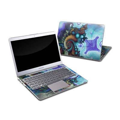 Samsung Series 5 13.3 Ultrabook Skin - Sea Jewel
