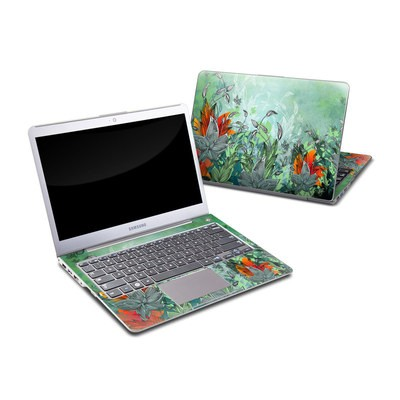 Samsung Series 5 13.3 Ultrabook Skin - Sea Flora