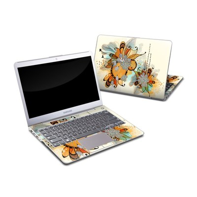 Samsung Series 5 13.3 Ultrabook Skin - Sunset Flowers