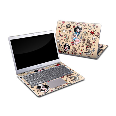 Samsung Series 5 13.3 Ultrabook Skin - Suzy Sailor