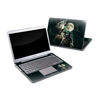 Samsung Series 5 13.3 Ultrabook Skin - Three Wolf Moon