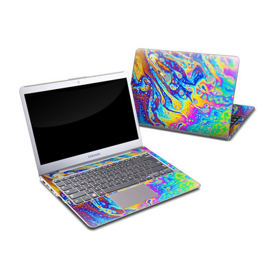 Samsung Series 5 13.3 Ultrabook Skin - World of Soap
