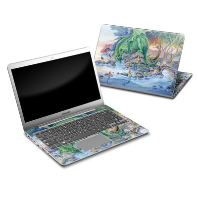Samsung Series 5 14 Ultrabook Skin - Of Air And Sea