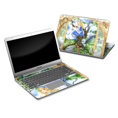 Samsung Series 5 14 Ultrabook Skin - Alice's Tea Time