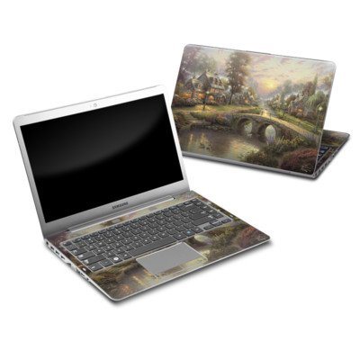 Samsung Series 5 14 Ultrabook Skin - Sunset On Lamplight Lane