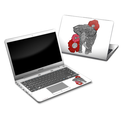 Samsung Series 5 14 Ultrabook Skin - The Elephant