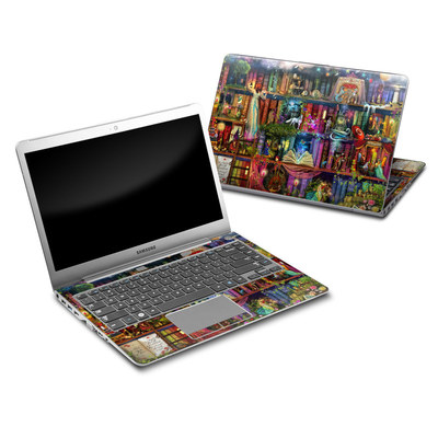 Samsung Series 5 14 Ultrabook Skin - Treasure Hunt