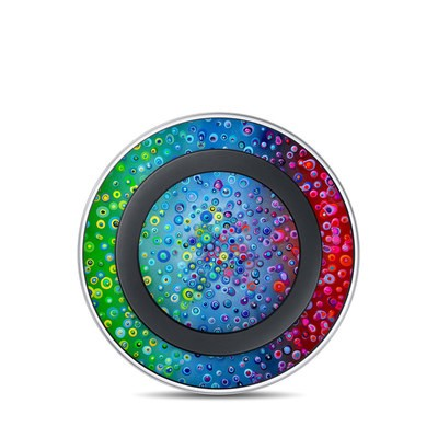 Samsung Wireless Charging Pad Skin - Bubblicious
