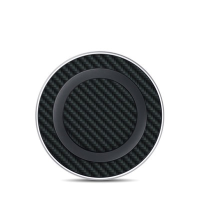 Samsung Wireless Charging Pad Skin - Carbon