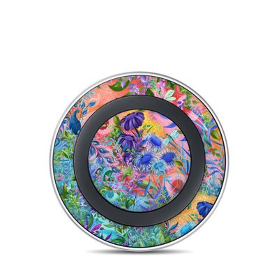Samsung Wireless Charging Pad Skin - Fantasy Garden