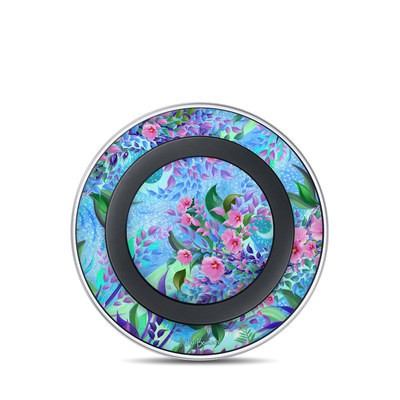 Samsung Wireless Charging Pad Skin - Lavender Flowers