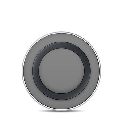 Samsung Wireless Charging Pad Skin - Solid State Grey