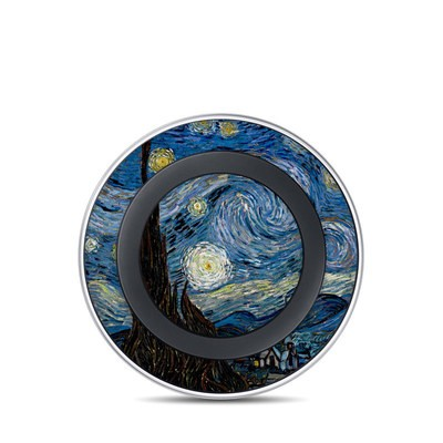 Samsung Wireless Charging Pad Skin - Starry Night