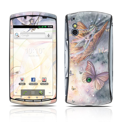 Sony Ericsson Xperia Play Skin - You Will Always Be