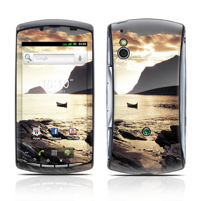 Sony Ericsson Xperia Play Skin - Anchored