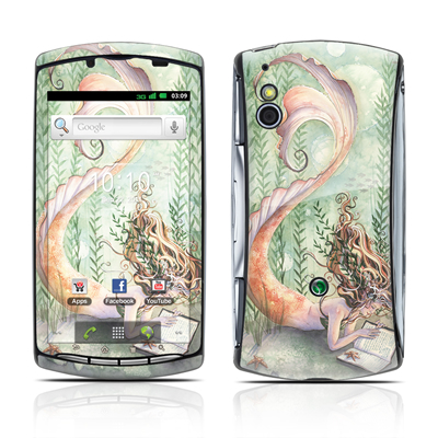Sony Ericsson Xperia Play Skin - Quiet Time