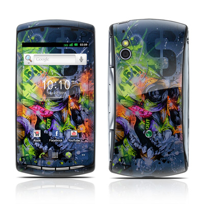 Sony Ericsson Xperia Play Skin - Speak