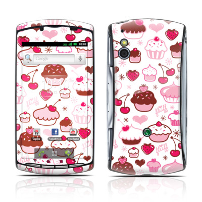 Sony Ericsson Xperia Play Skin - Sweet Shoppe