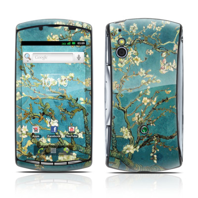 Sony Ericsson Xperia Play Skin - Blossoming Almond Tree