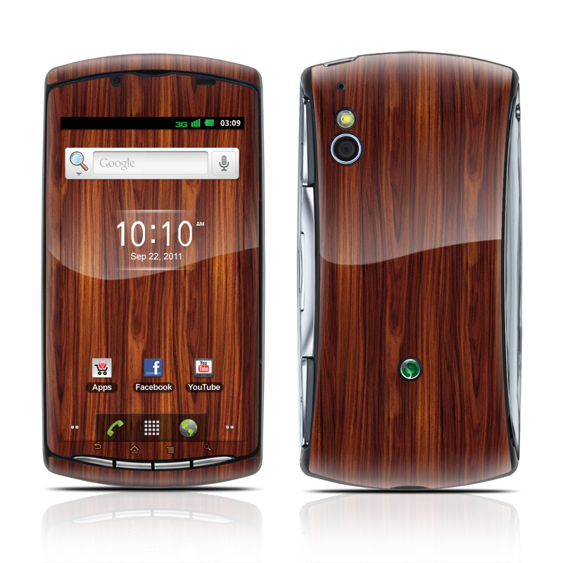 Incredible Sony Ericsson Xperia Play Skin Dark Rosewood By Decalgirl Collective Interior Design Ideas Grebswwsoteloinfo