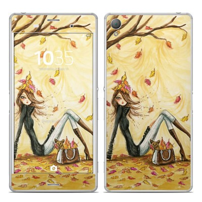 Sony Xperia Z3 Skin - Autumn Leaves
