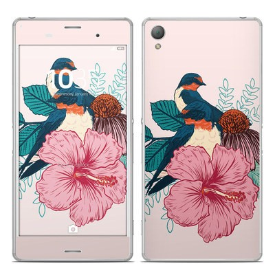 Sony Xperia Z3 Skin - Barn Swallows