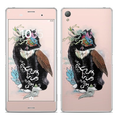 Sony Xperia Z3 Skin - Black Magic
