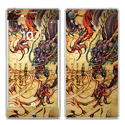 Sony Xperia Z3 Skin - Dragon Legend