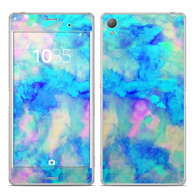 Sony Xperia Z3 Skin - Electrify Ice Blue