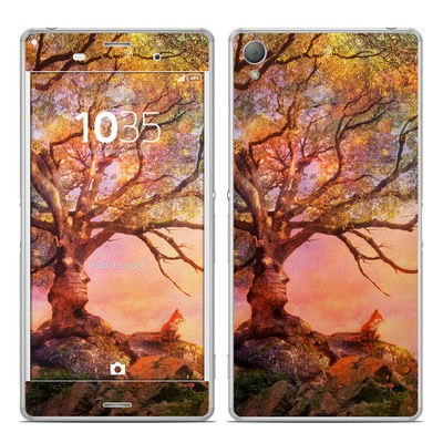 Sony Xperia Z3 Skin - Fox Sunset
