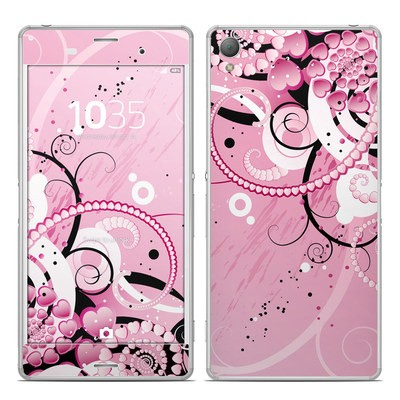 Sony Xperia Z3 Skin - Her Abstraction