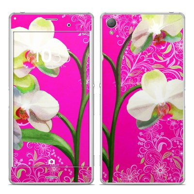 Sony Xperia Z3 Skin - Hot Pink Pop