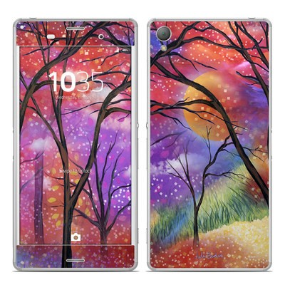 Sony Xperia Z3 Skin - Moon Meadow